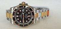 ROLEX SUBMARINER TWO TONE 904L